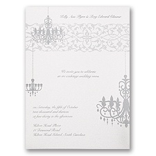 Dramatic Lighting - Invitation