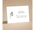 Wildflower Whimsy - Respond Card and Envelope