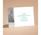 Hand in Hand - Reception Card