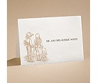 Magical Moment - Note Card and Envelope