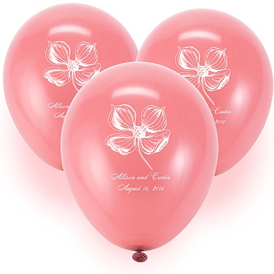Custom Balloons - Rose