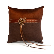 Fall Charm Ring Pillow
