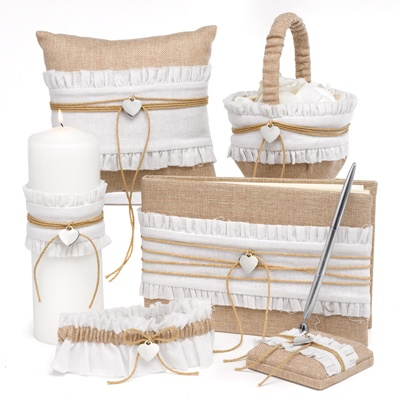 Burlap Beauty Collection