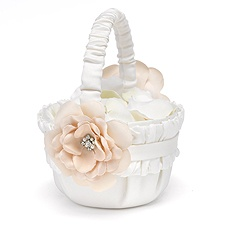 Beautiful Blossom Flower Basket