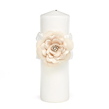 Beautiful Blossom Unity Candle