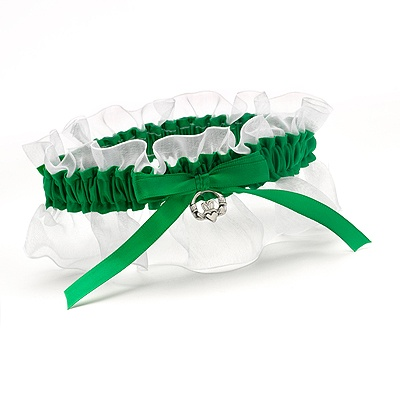 Celtic Wedding Garter