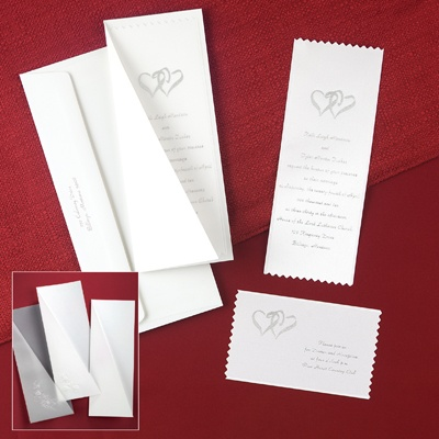 Life of Luxury - Invitation Ribbon