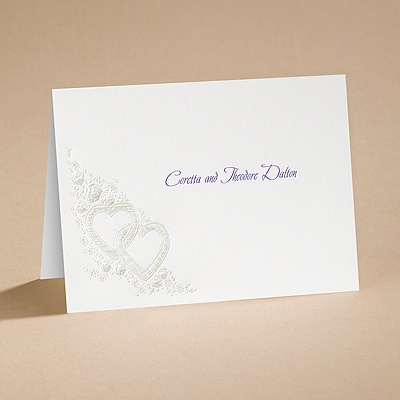Ethnic Touch - Note Card and Envelope
