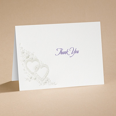 Ethnic Touch - Thank You Printed with Envelope