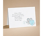 Romantic Messages - Reception Card