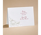 Your Carriage Awaits - Reception Card