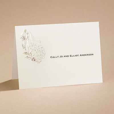 Unsurpassed - Note Card and Envelope
