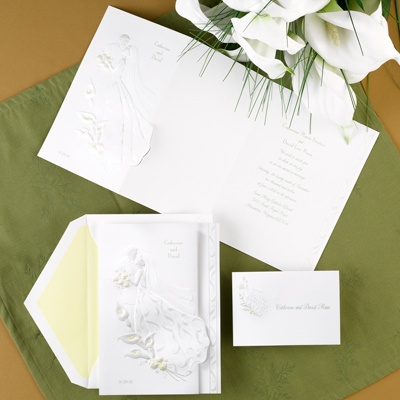 Sunny Accents - Invitation