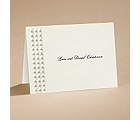 String of Pearls - Ecru - Note Card and Envelope