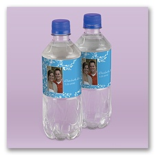 Photo Water Bottle Wraps