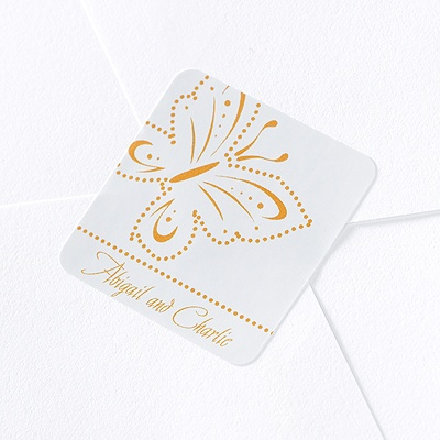Butterfly Seals - Personalized