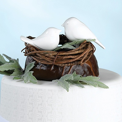 Lovebirds Cake Pick