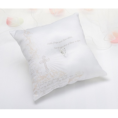 Inspiration Ring Pillow