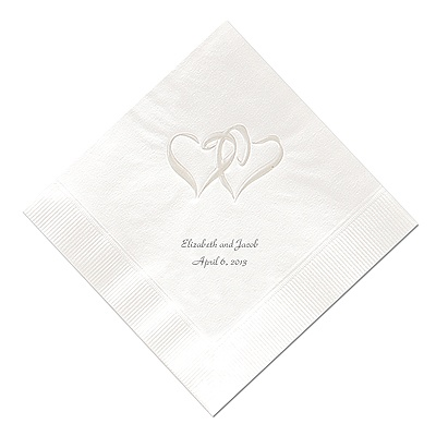 Pearl Cocktail Napkin