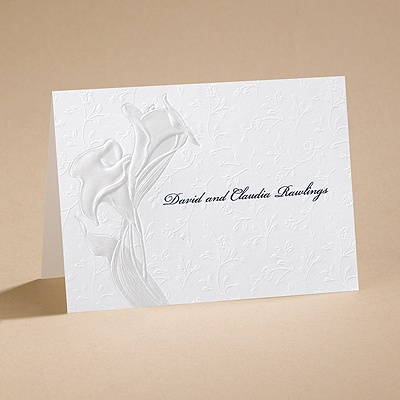 Magnifique - Note Card and Envelope
