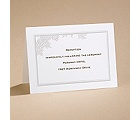 Autumn Leaves - Reception Card