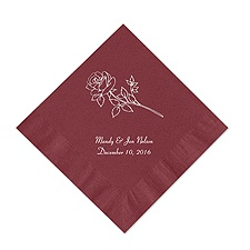 Wine Cocktail Napkin