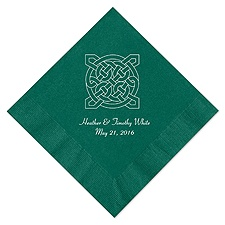 Hunter Dinner Napkin