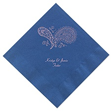 Royal Blue Dinner Napkin