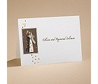 Autumn Breeze - Note Card And Envelope