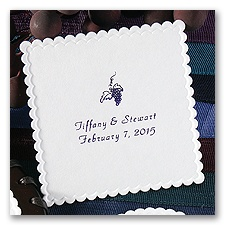 Personalized Square Coasters