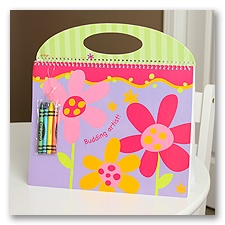 Flower Kids Artist Pad