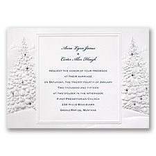 Wedding Wonderland - Invitation