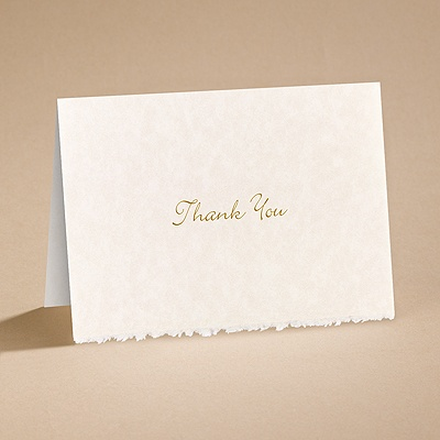 Inspiration - Thank You Card and Envelope