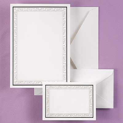 Oh So Elegant - DIY Invitation Kit