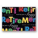 Bright Future Retirement Postcard