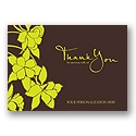 Growing Thanks Thank You Card