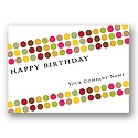Dotted Borders Card
