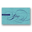 Flourishing Flowers Thinking of You Card