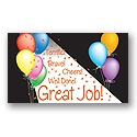 Spotlight on Exceptional Congratulations Card