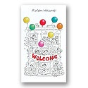 A  Warm Welcome! Card