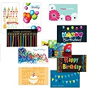 Birthday Card Assortment - 50 Cards