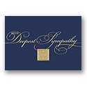 Royal Sympathies Card