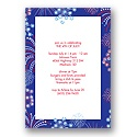 Fireworks Frenzy Party Invitation