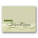 Value Birthday Card - Green Greetings