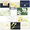 Sympathy Card Assortment - 20 Cards