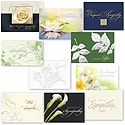 Sympathy Card Assortment - 100 Cards