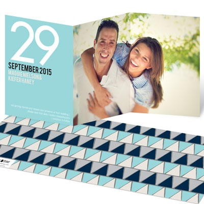 Memorable Day Save The Date Cards