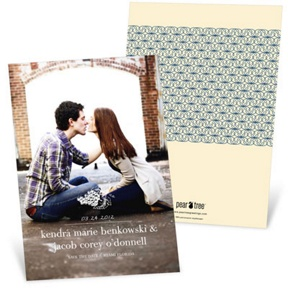 Fruitful -- Save The Date Cards