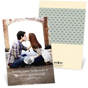 Love Shell -- Save The Date Cards