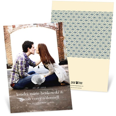 Love Shell Save The Date Cards